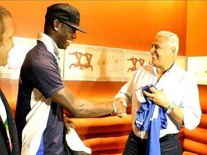 0ef8230fc2 Balotelli é o mais novo torcedor do Vasco da Gama - Vasco Notícias