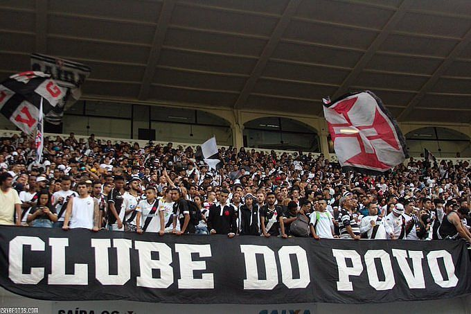 Torcida do Vasco da Gama