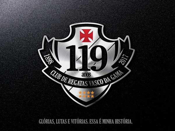 c19b959a23 Parabéns Vasco da Gama pelos seus 119 anos - Vasco Notícias