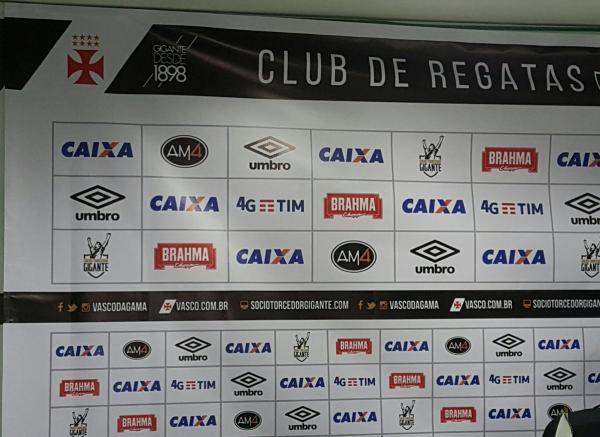 1170bfddf3 Vasco fecha patrocínio com agência digital AM4 - Vasco Notícias