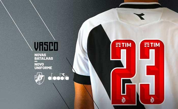 94f99f52f7 Vasco divulga imagem da nova camisa, veja - Vasco Notícias