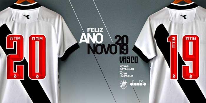 710c56c73aa30 Vasco divulga primeira imagem da camisa para 2019 - Vasco Notícias