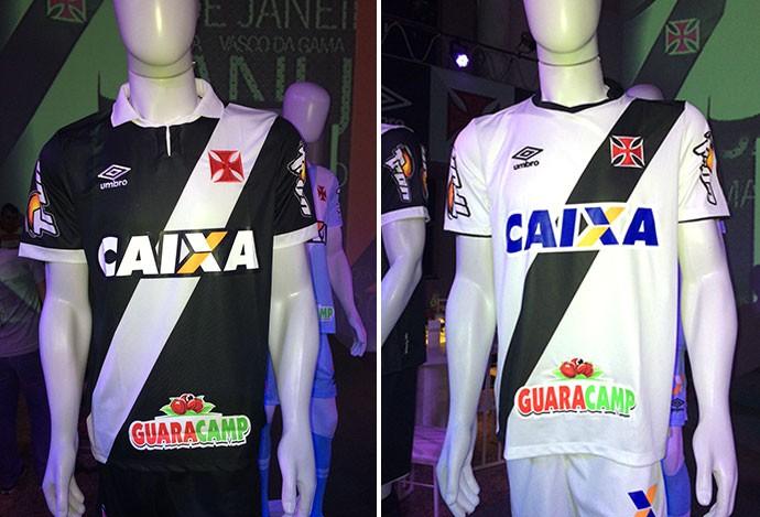 512b94df93d88 Vasco divulga oficialmente a nova camisa fabricada pela Umbro ...