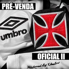 Camisa Vasco Umbro