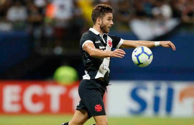 Cláudio Winck pode deixar o Vasco