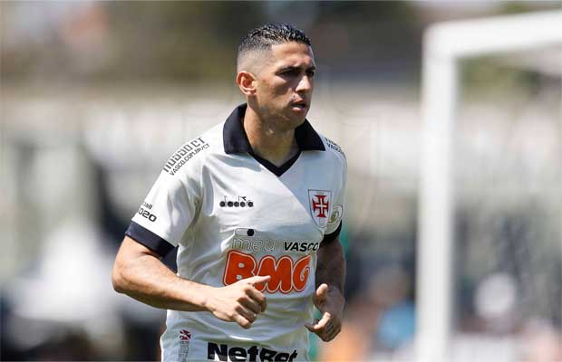 Danilo Barcelos, lateral-esquerdo do Vasco