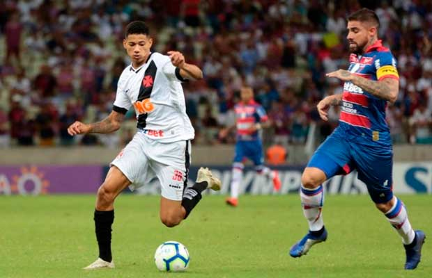Marrony (Fortaleza 1 x 1 Vasco)