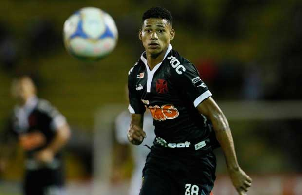 Marrony se destaca no Vasco