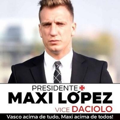 Meme Transforma Maxi López Em Candidato à Presidência