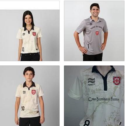 d49cbd5bea Camisa Raízes do Vasco da Gama  preço
