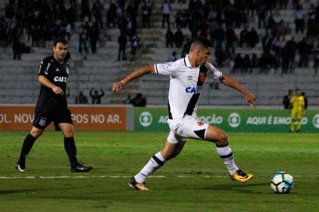 Paulinho (Ponte Preta 0 x 0 Vasco)