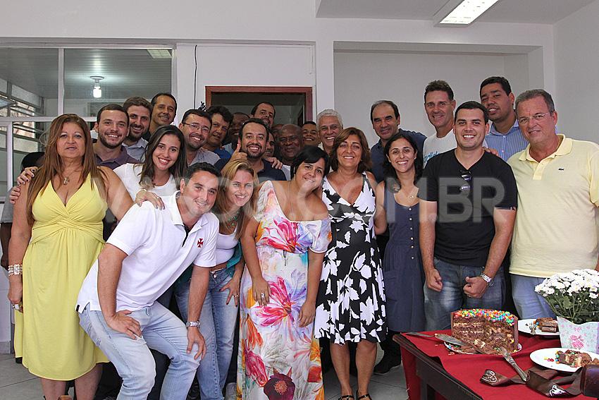 Ricardo Gomes foi homenageado
