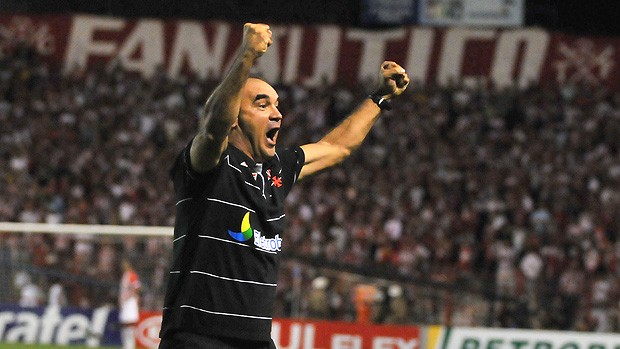 Ricardo Gomes no Vasco