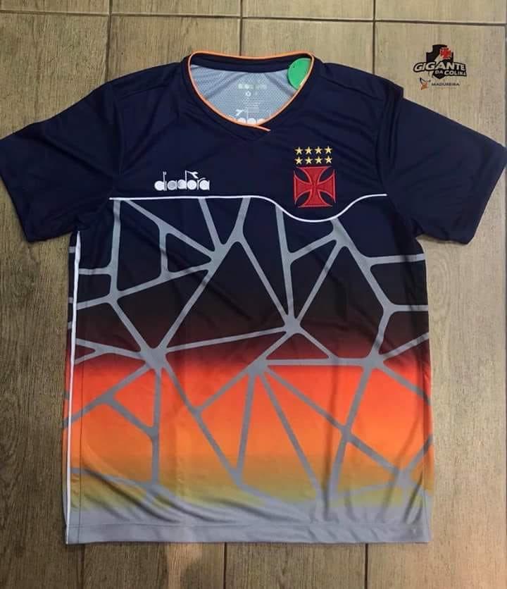 4e4c807d106d Foto: suposta nova camisa de treino do Vasco - Vasco Notícias