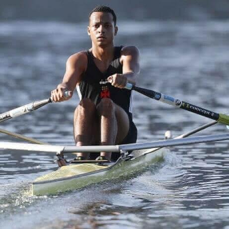 Breno Ornellas atleta do Vasco da Gama