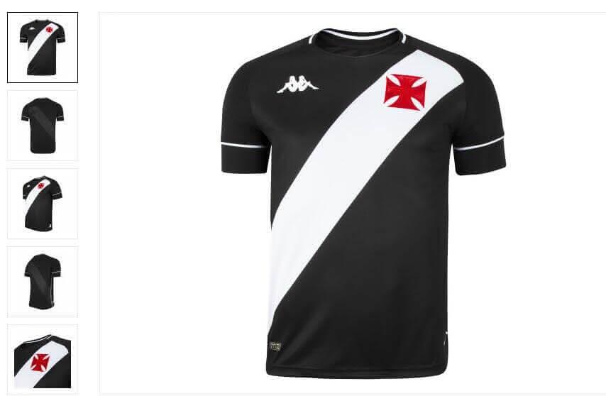 Camisa 1 Kappa