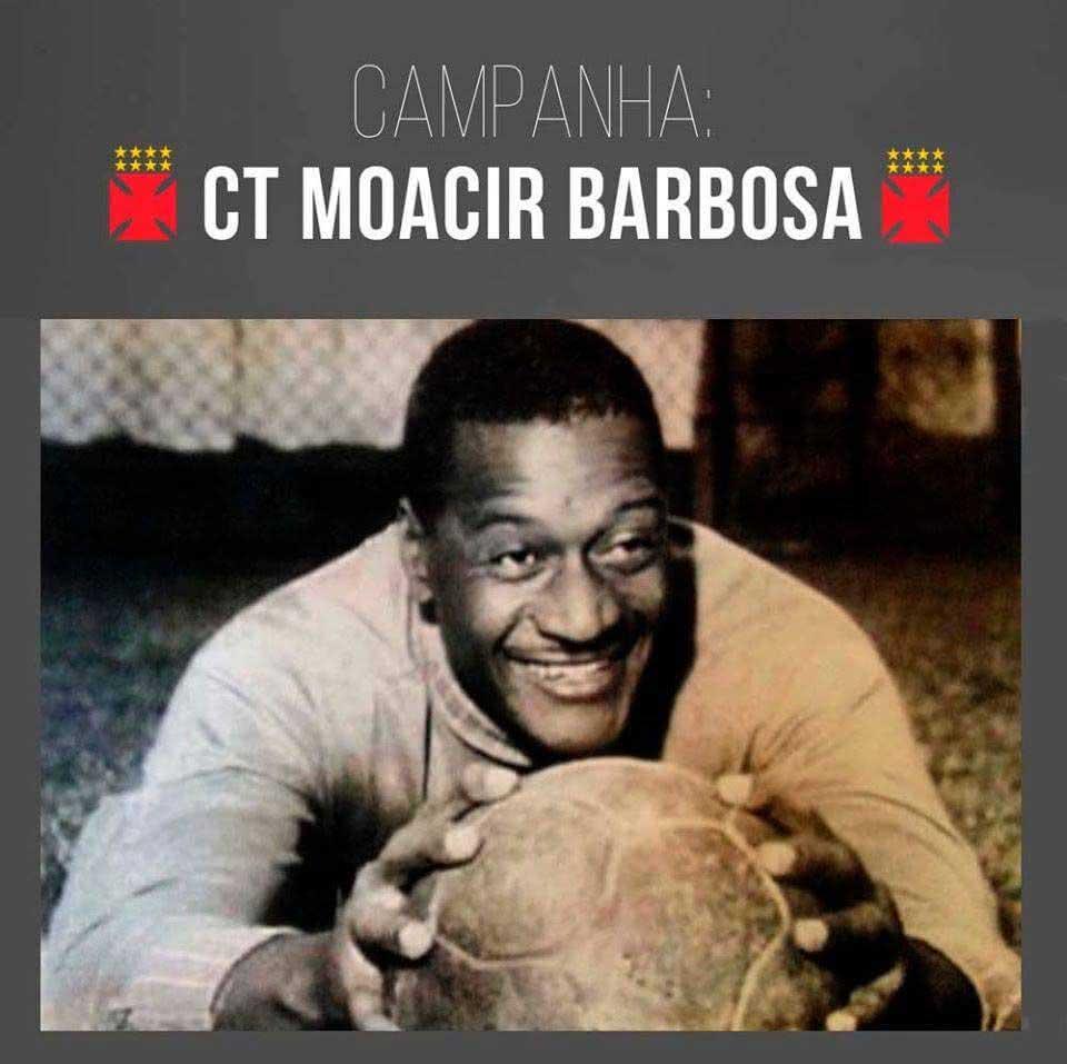 Barbosa ex-goleiro do Vasco