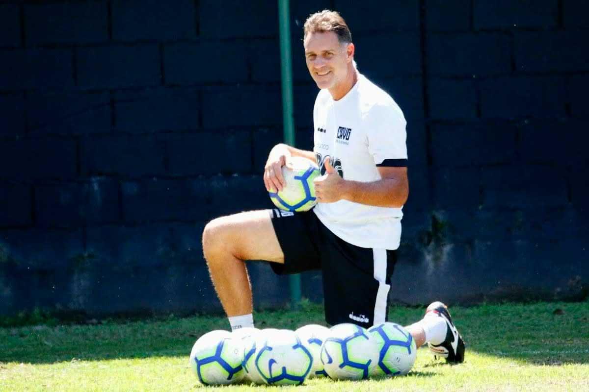 Carlos Germano, ex-goleiro do Vasco