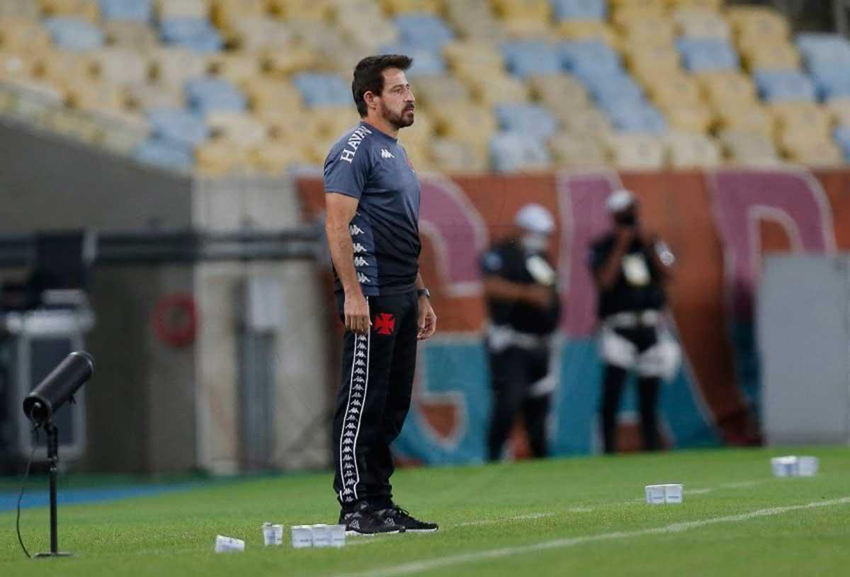 Ramon Menezes durante o jogo contra o Fluminense