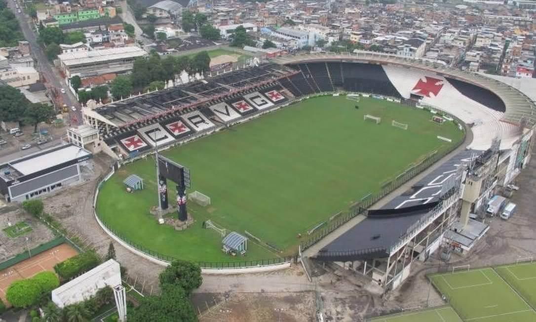 Estádio de São Januário