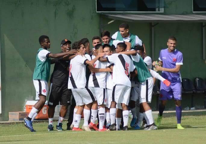 Equipe do Sub-17 do Vasco