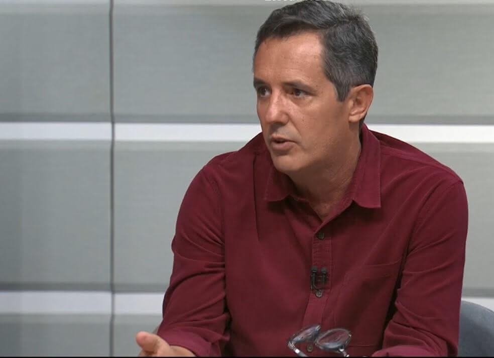 Carlos Eduardo Lino crê em favoritismo do Vasco