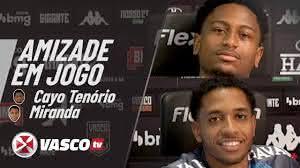 Miranda e Cayo Tenório