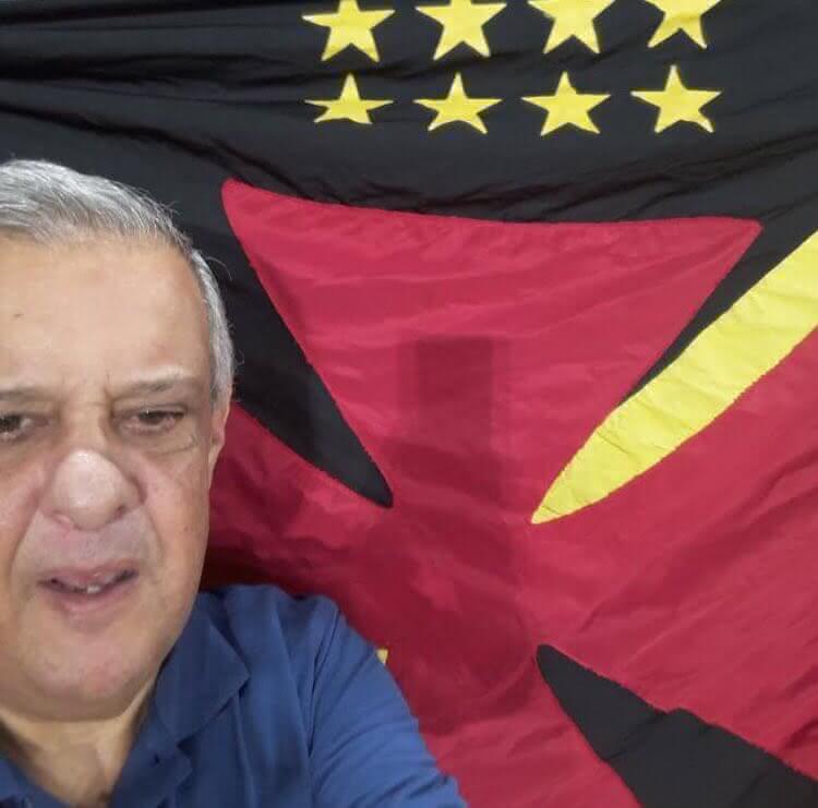 Nelson Medrado Dias, ex-candidato à presidência do Vasco