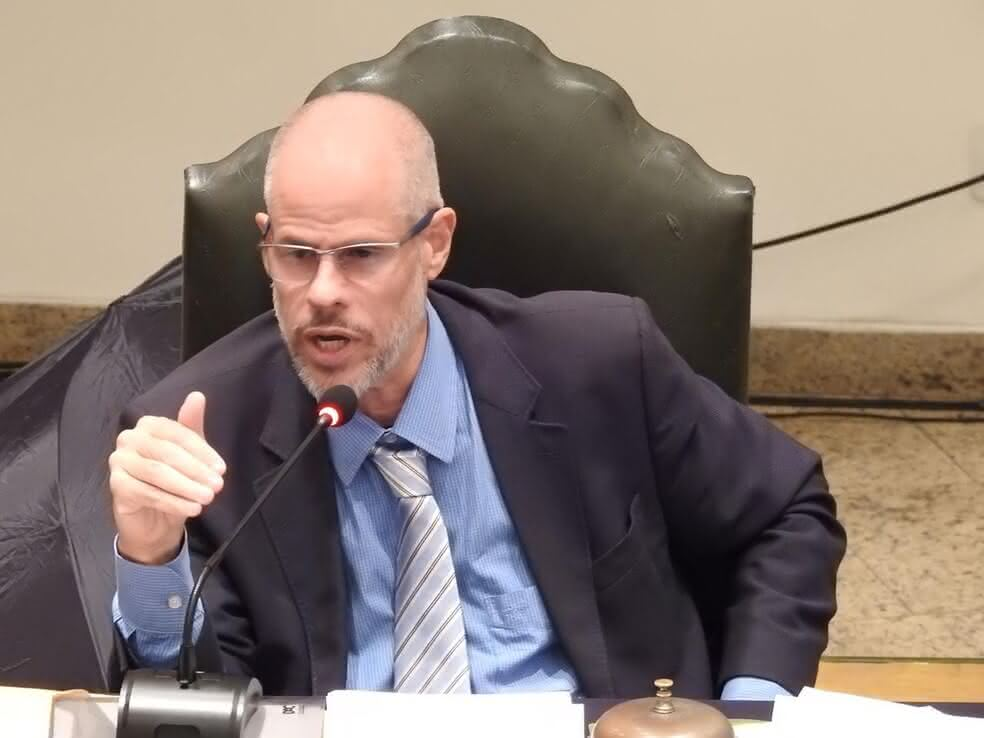 Roberto Monteiro, Presidente do Conselho Deliberativo do Vasco