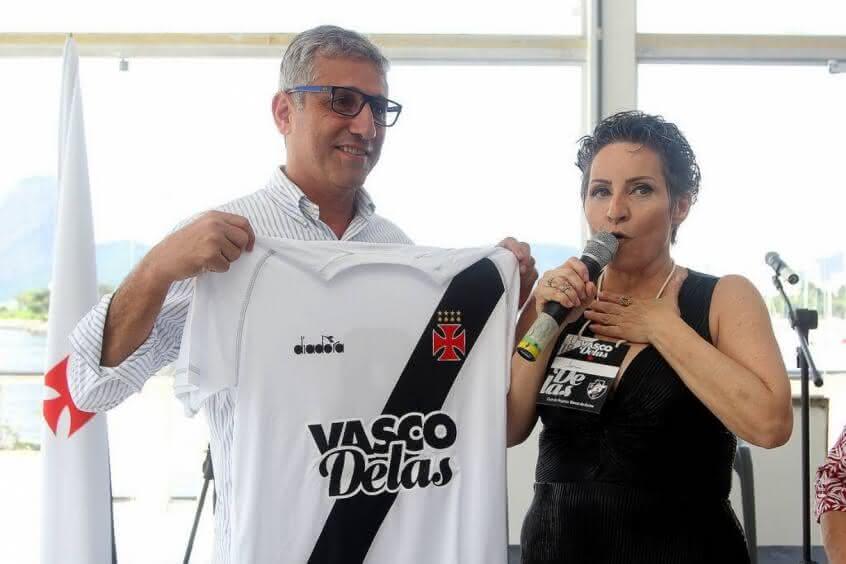 Alexandre Campello e Sônia Andrade