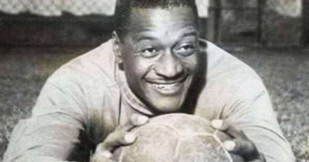 Moacyr Barbosa, ex-goleiro do Vasco