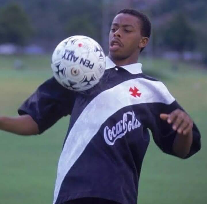 Dener, ex-jogador do Vasco