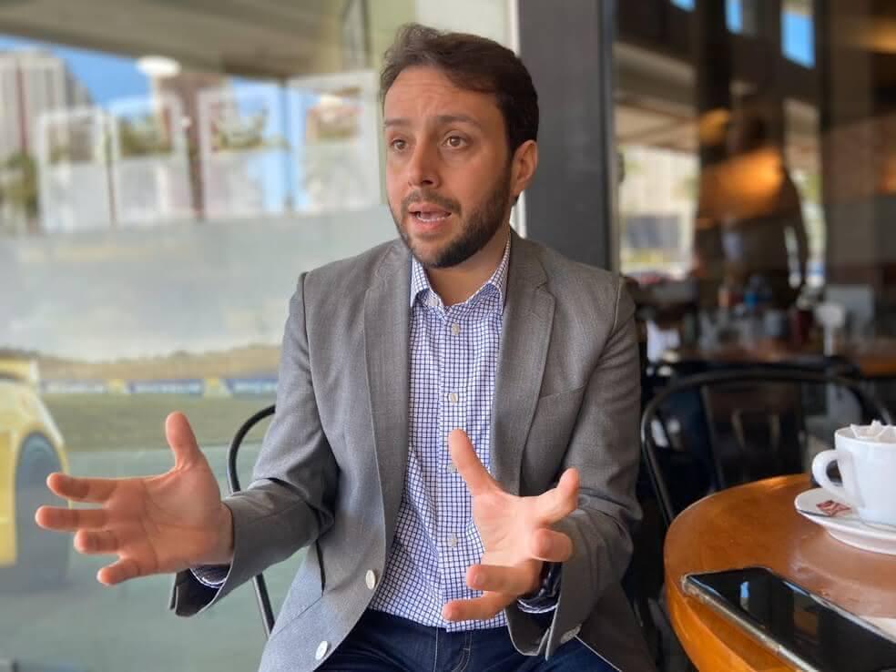 Julio Brant, ex-candidato à presidência do Vasco