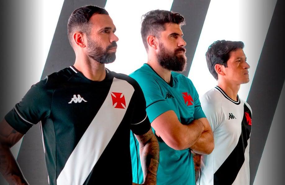 Castan, Fernando Miguel e Cano são destaques do Vasco em 2020