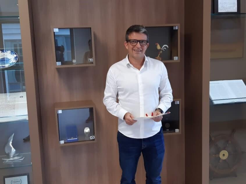 Leven Siano é candidato à presidência do Vasco