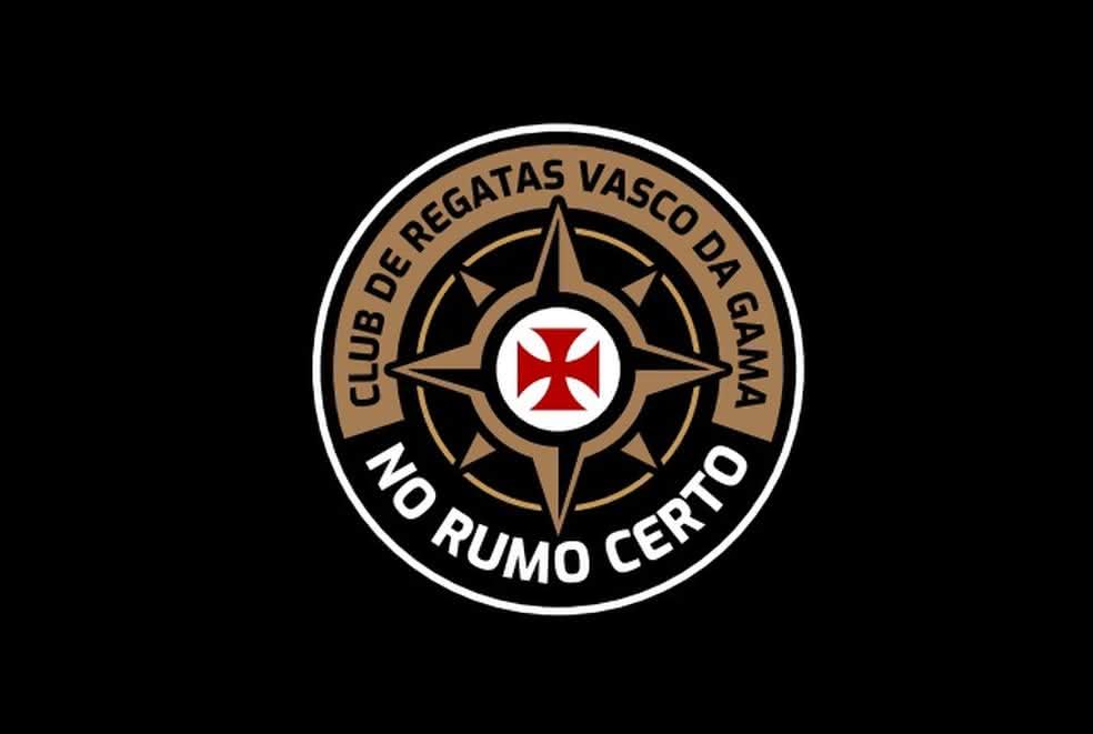 Logo da chapa 'No Rumo Certo'