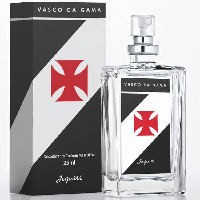 Perfume do Vasco fabricado pela Jequiti