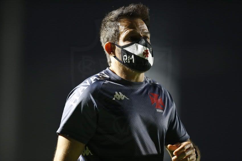 Ramon Menezes durante Vasco x Atlético-GO