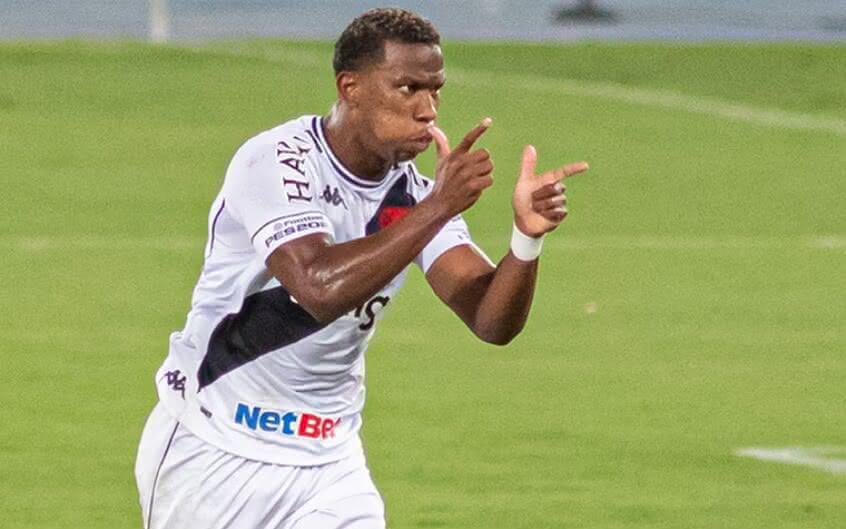 Ribamar, ex-atacante do Vasco