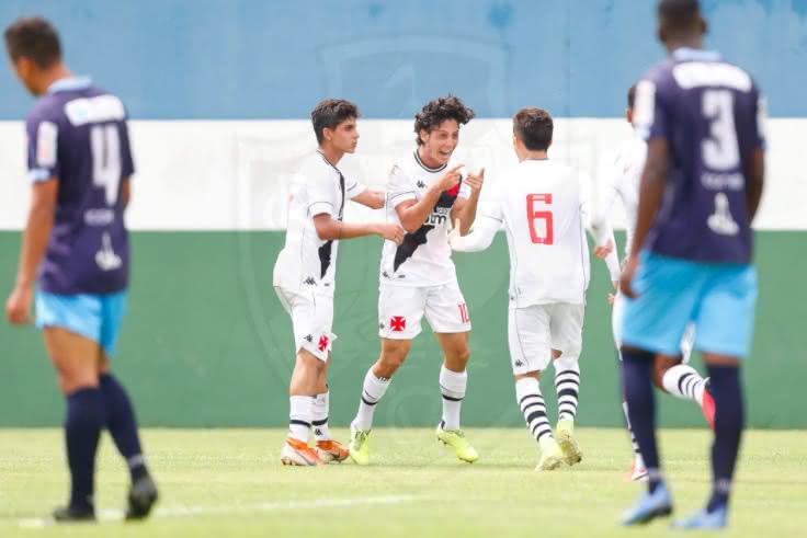 Vasco vence Macaé pela Taça Guanabara Sub-20