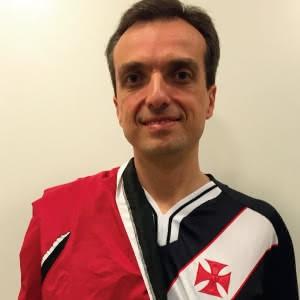 Cláudio Rial Fernandez, VP de Comunicação do Vasco
