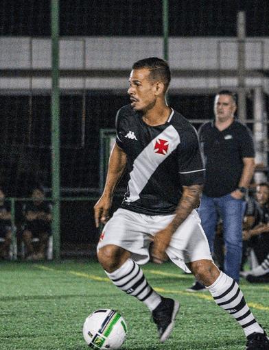 Vasco goleia o Santos Nasca pelo Rio-São Paulo de Fut 7