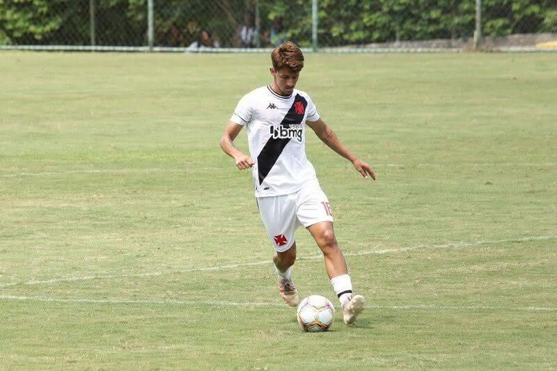 Guilherme Carneiro - Sub-20 do Vasco
