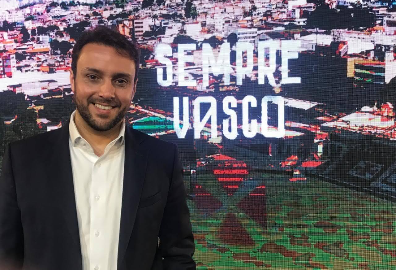 Julio Brant é candidato à presidência do Vasco