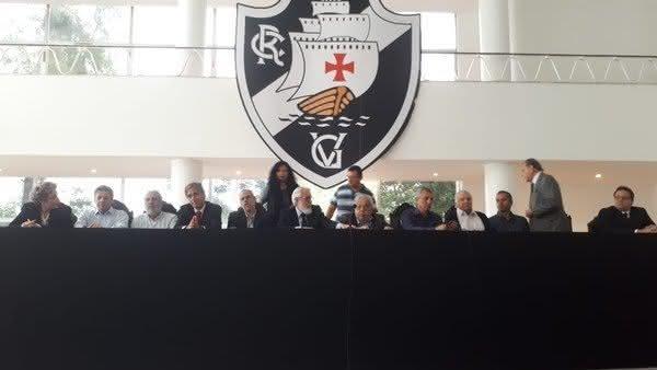Reunião de Beneméritos do Vasco da Gama 2018