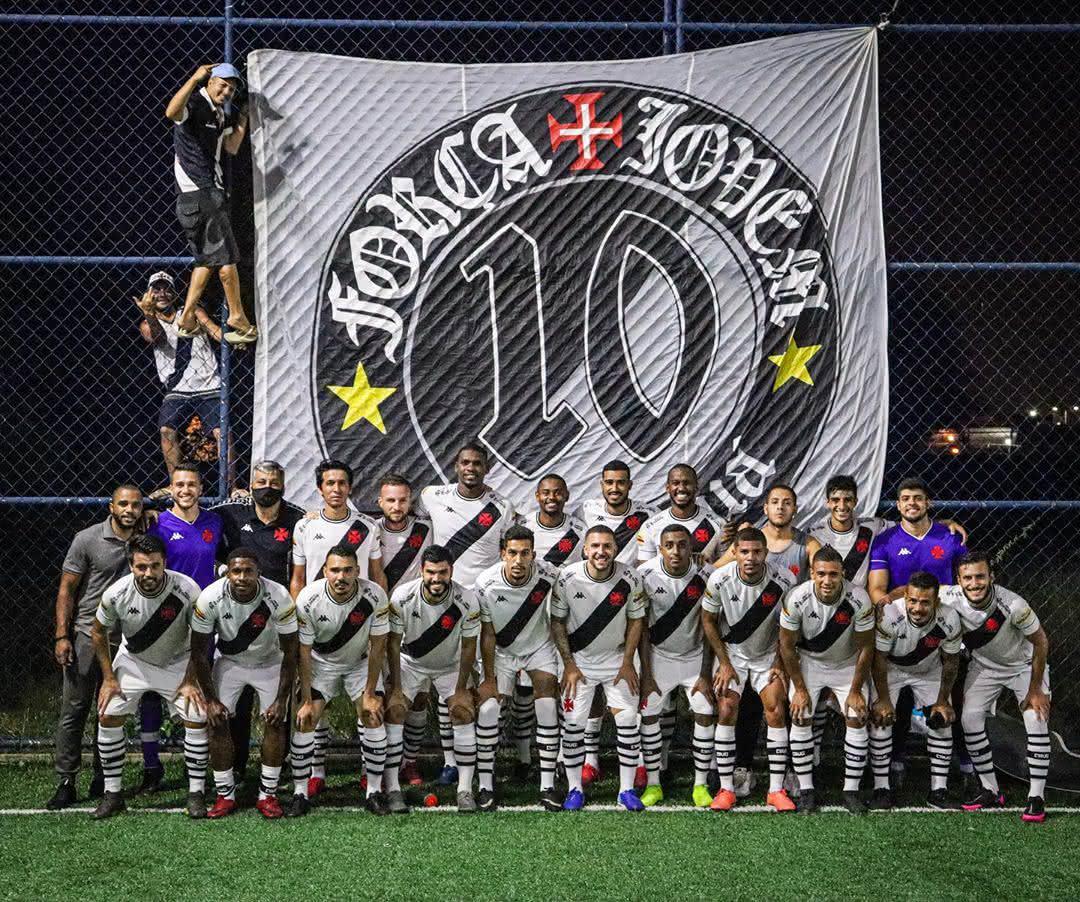 Time do Vasco de Futebol 7
