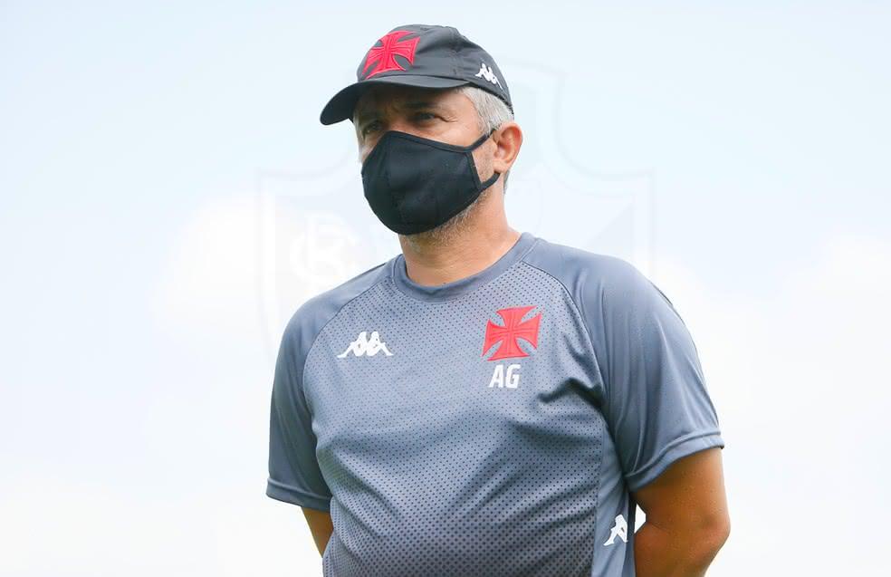 Alexandre Grasseli, auxiliar técnico do Vasco