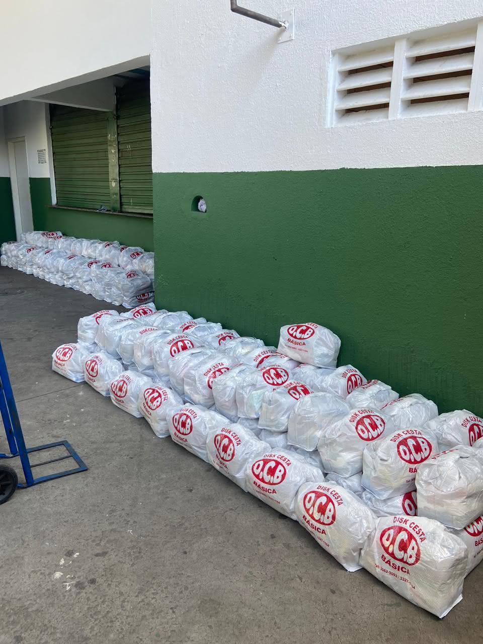 ArquibaVasco realizou ação social na Barreira do Vasco