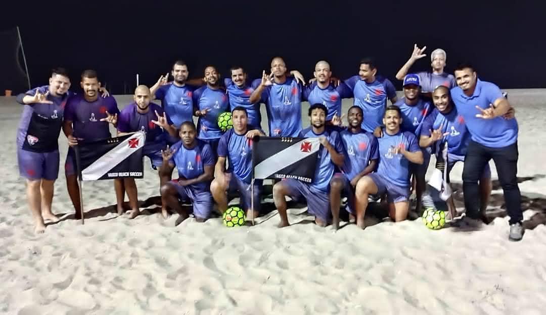 Beach Soccer do Vasco da Gama