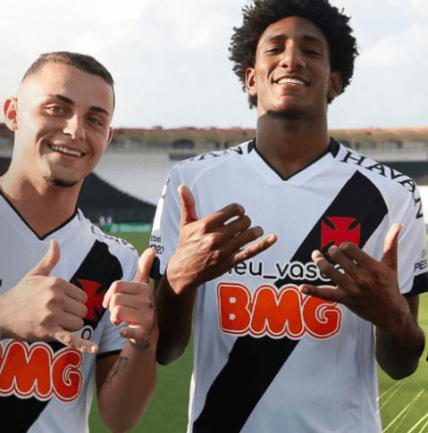 Bruno Gomes e Talles Magno